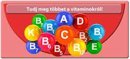 Vitaminhiányteszt oldalunkon!