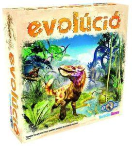 Evolution társasjáték